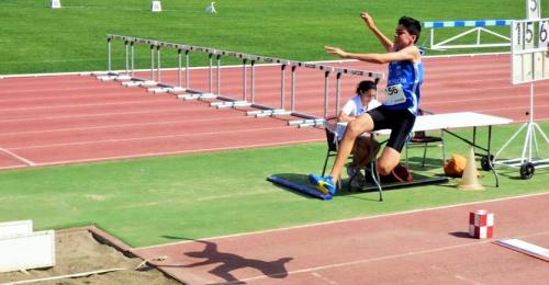 Salto de longitud_Atletismo