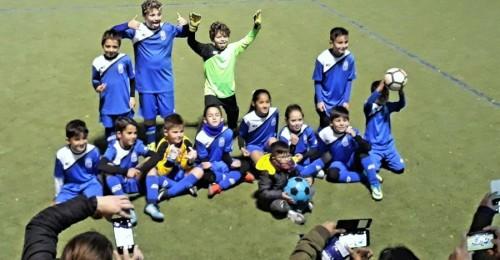 Segunda victoria de la temporada para los Benjamines de la Juve Sexitana