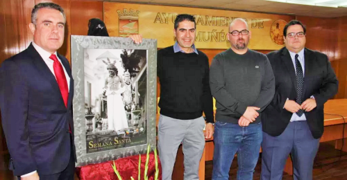 Una imagen de Jesús Despojado ilustrará el cartel de la Semana Santa sexitana