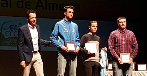 Ciclismo_Entrega de premios de los circuitos provinciales de carretera deAlmería