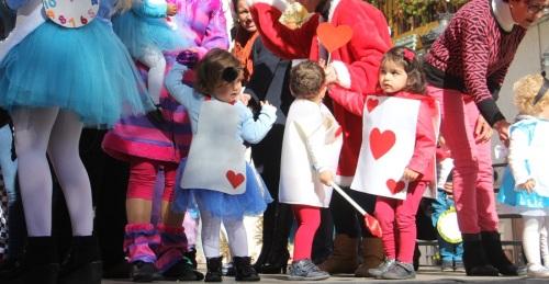 Comienza el Carnaval en Almuñécar con los centros infantiles municipales