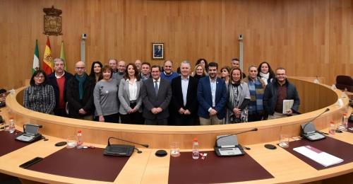 Diputación aumenta un 30% la inversión en los Planes de Obras y Servicios de los municipios para este año y el próximo