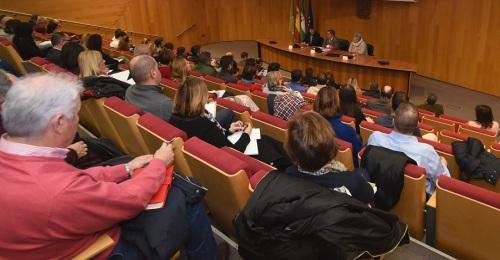 Diputación explica a los ayuntamientos de las novedades de la Ley de Contratos del Sector Público