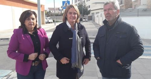 """El PP pide a Almón que """"no viva de espaladas a los problemas de los barrios de Motril"""""""