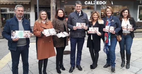 El PP presenta su campaña para crear 600.000 empleos en Andalucía
