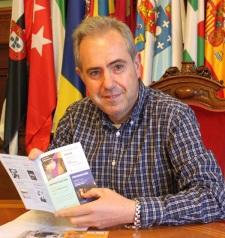 Foto de archivo Francisco Ruiz, concejal de Cultura, sobre la agenda cultural