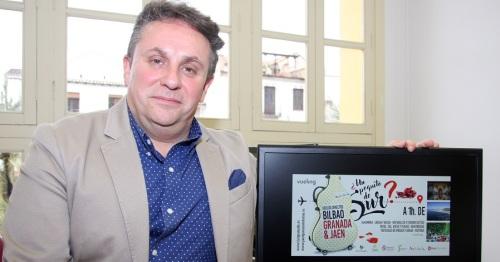 Granada se promociona en Bilbao para consolidar la nueva conexión aérea