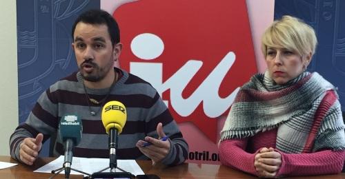 IU denuncia la ausencia de políticas activas de empleo en Motril