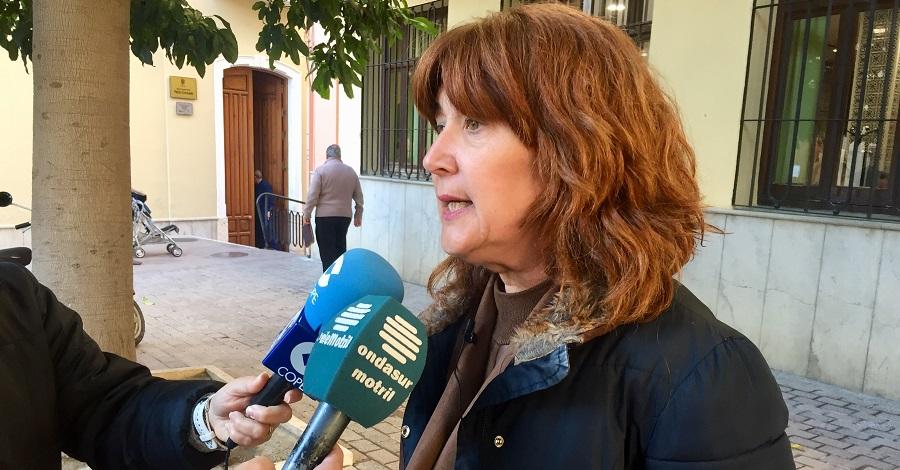IU se suma a las movilizaciones en Motril contra las 'pensiones de miseria'