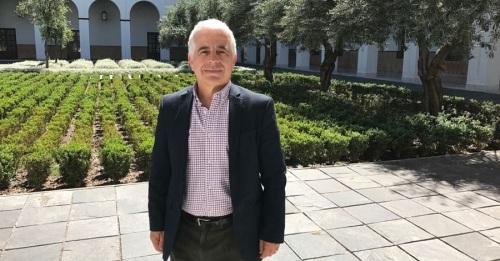José Antonio Funes, parlamentario de Ciudadanos en el Parlamento de Andalucía