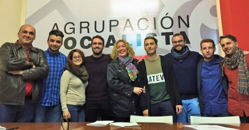 Juventudes Socialistas Motril_PSOE