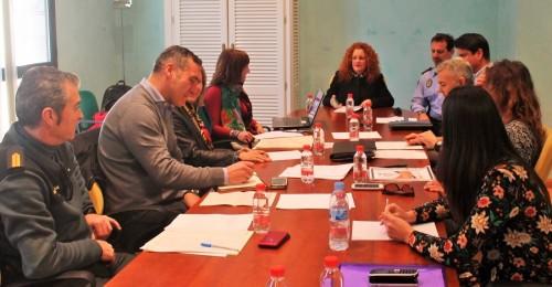 La Comisión Técnica de Atención a Víctimas de Violencia de Género celebra su primera reunión en Salobreña.jpg