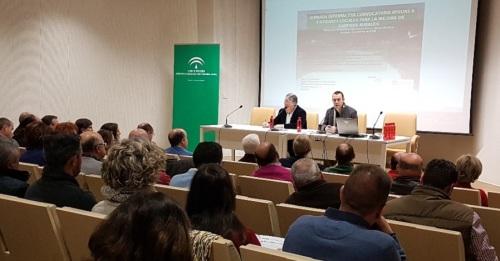 Los municipios de Granada reciben 8 millones de la Junta para la mejora de caminos rurales