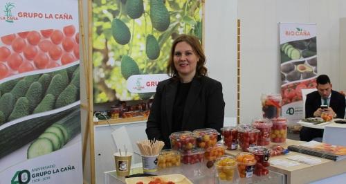 Los productos de La Caña consolidan su liderazgo europeo en Fruit Logística 2018