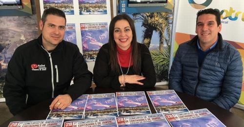 Motril acoge el I Concurso de Cortadores de Jamón el miércoles, Día de Andalucía