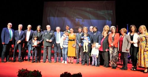 Motril entrega sus Medallas de Oro 2018 en un emotivo acto en el Día de Andalucía