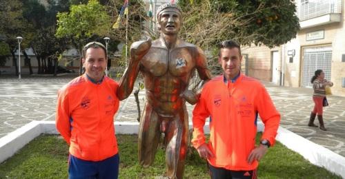 Participación del Club Atletismo Sexitano en laSnow Running Sierra Nevada 2018