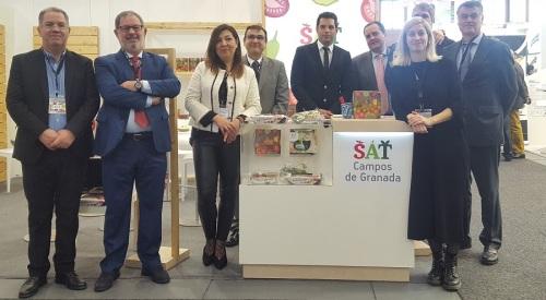 SAT Campos de Granada consolida su presencia en Fruit Logística