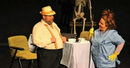 'Segundo Acto' entretuvo al público de Almuñécar con sus 'Comedias Breves'