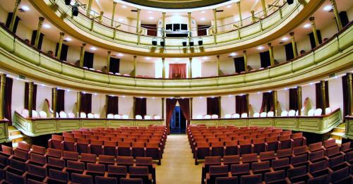 Teatro Calderón Motril