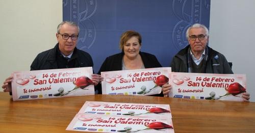 Una campaña especial por San Valentín impulsa el comercio en Motril