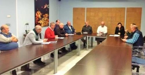 Acuerdo sobre las demandas para garantizar el agua en el campo sexitano