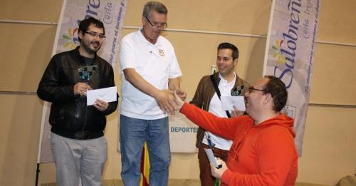 Ajedrecistas se dan cita en el II Abierto del Día del Padre Villa de Salobreña