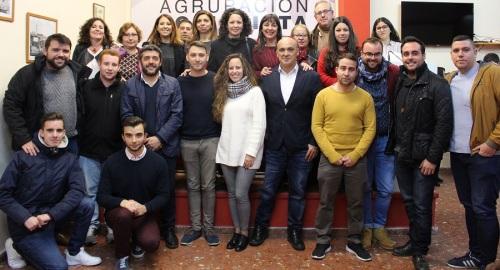 Alejandro Toquero, elegido nuevo Secretario General de la agrupación de Juventudes Socialistas de Motril