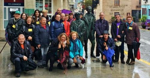 Órgiva camina contra el cáncer en su VII Marcha Solidaria