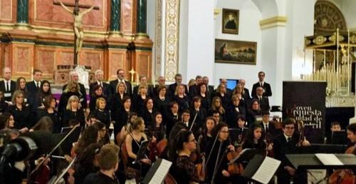 Concierto de Pasión de la Joven Orquesta Ciudad de Motril