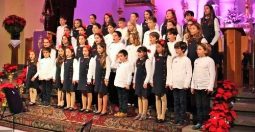 Coro_Voces Blancas_Iglesia de la Encarnación_Almuñécar