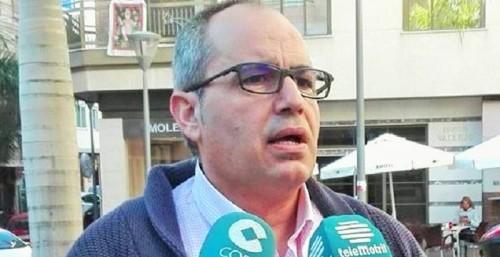 David Martín, miembro de la Coordinadora Nacional de Andalucía Por Sí
