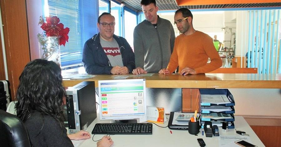En marcha la oficina electrónica de las instalaciones deportivas de Salobreña