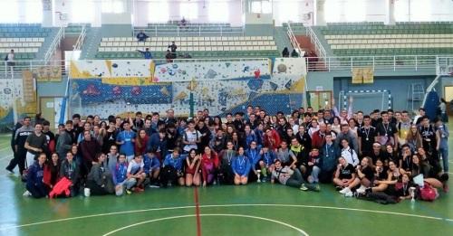 Final del Torneo Intercentros de Voleibol de Motril en Infantil, Cadete y Juvenil