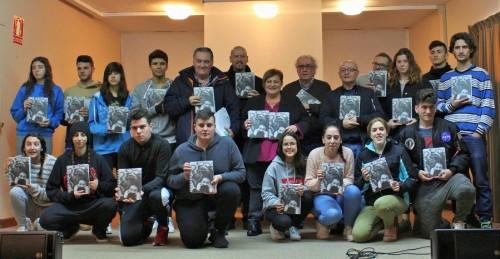 Foto de familia de la presentación de la Agenda Igualdad y Corresponsabilidad 2018