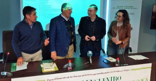 Inaugurado el II Encuentro de Sanidad Agroecológica en el CDT de Motril