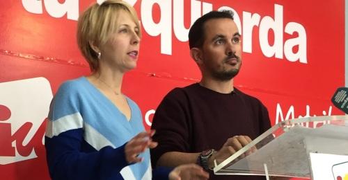 IU Motril apoya las reivindicaciones de los pensionistas y pide se asista de forma masiva a la manifestación del sábado