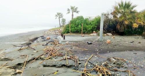 La Asociación de Chiringuitos de la Costa Tropical pide al Gobierno Central medidas urgentes y definitivas
