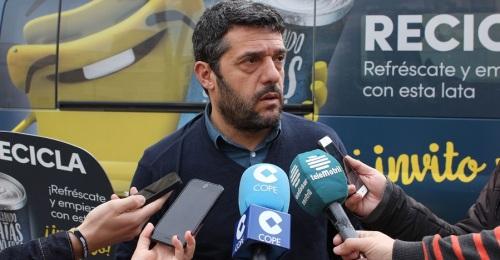 'La remunicipalización de la limpieza se va a hacer sin perjuicio para los trabajadores', dice Sánchez-Cantalejo