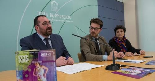 Las delegaciones de Cultura y Educación retoman el programa de artes escénicas 'Abecedaria_ con seis funciones en los municipios de Albolote y Motril