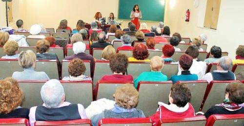 Los centros de mayores de Salobreña conmemoran sus 20 años