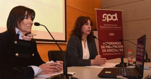 Los municipios se suman a la estrategia de prevención de drogas de la Diputación