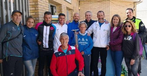Los valores olímpicos del CEIP Virgen del Carmen de Castell de Ferro
