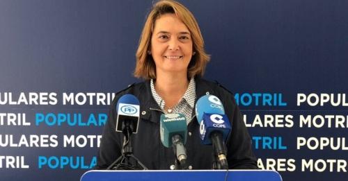 Luisa García Chamorro_PP de Motril