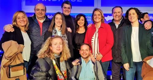 Luisa Mª García Chamorro candidata del PP a la Alcaldía de Motril