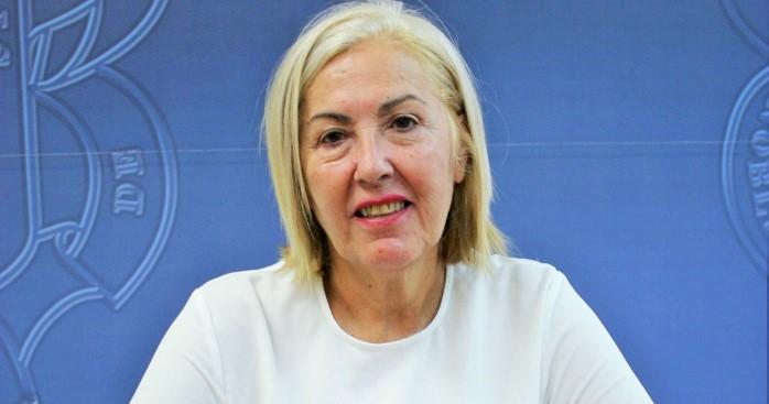 María Ángeles Escámez, teniente de alcalde en el Ayuntamiento de Motril