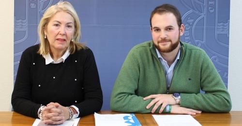 Mª Ángeles Escámez y Ramón Mesa_Motril