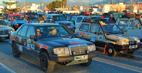 Más de 120 coches zarpan de Motril para participar en la Maroc Challenge.png