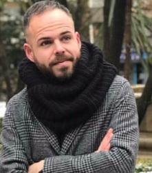 Pablo Ruiz Díaz, concejal del PSOE en el Ayuntamiento de Almuñécar