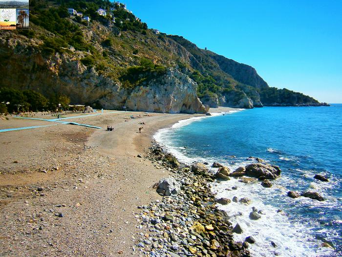 Playa de Cantarriján 1